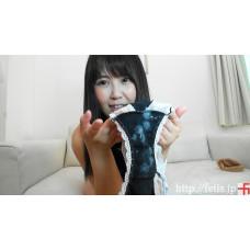 (動画)デブぽちゃ顔カワいい まゆ④ ニオイフェチ娘の汚パンツのマンカス、マン汁の自嗅ぎ!
