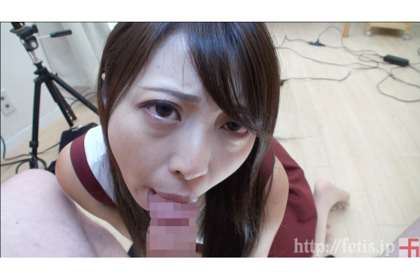 (動画)犬嗅ぎ美魔女5 ③包茎チン嗅ぎ!鼻コキ!フェラ