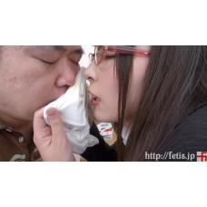 (動画)犬嗅ぎ娘9 ④痴女先生の色んなニオイ編(2020/04/08発売)
