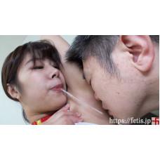 (動画)犬嗅ぎ娘12  ②M男と唾液と色んな臭いフェチプレイ 編(2021/02/12発売)