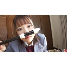 (動画)犬嗅ぎ娘13 ②M男の鼻を犯す唾液プレイ 編(2021/02/18発売)