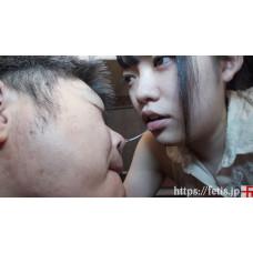 (動画)犬嗅ぎ美少女 20才! ① 唾液プレイ編 (2020/05/19発売)