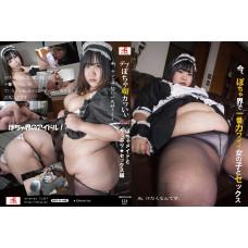 (動画)デブぽちゃ顔カワイイゆず ぽちゃメイドとたっぷり★セックス編